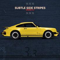 Porsche Sticker 3.3