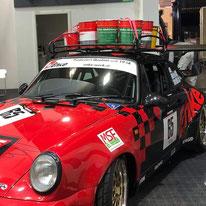 Porsche 911 Dachgepäckträger Roof Rack