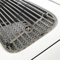 Lufteinlassgitter Porsche 911