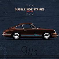 Porsche Sticker 911s