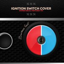 Porsche 911 Ignition Cover Brumos