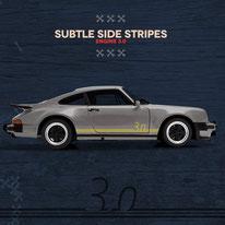 Porsche Sticker 3.0