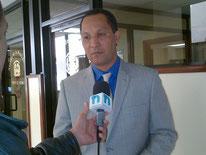 Dionis Sánchez Senador Prov: Pedernales