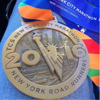 NYC Marathon 2016 von Udo
