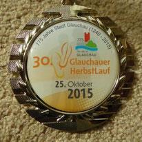 30. Glauchauer Herbstlauf am 25.10.2015