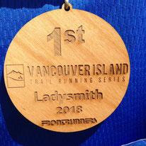 1st Vancouver Island Trail von Sebastian E,