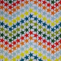 Stars Waterproof fabric
