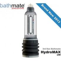 BATHMATE HYDROMAX - X40 - гидронасос для увеличения полового члена - ЗАКАЖИТЕ У ПРОИЗВОДИТЕЛЯ!