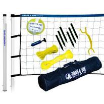 Matériel de volley-ball pour enfants : ballons, filets...de volley