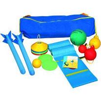 Kits de jeux scolaires pour les enfants des écoles primaires