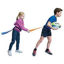 Matériel de rugby et foot Américain pour les enfants