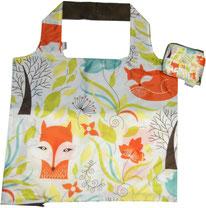 Chilino Bag Tasche Fuchs Wald, bunt