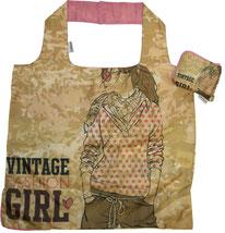 Chilino Bag Tasche Girl Mädchen Frau Camouflage Herz, ocker