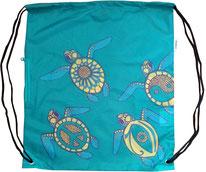 Chilino Backpacker Rucksack Schildkröte Turtle, dunkelgrün