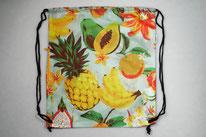 Chilino Backpacker Rucksack Früchte Obst, bunt