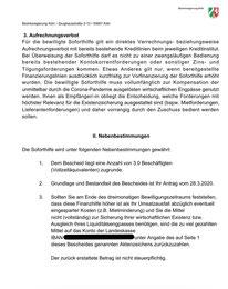 Corona-Soforthilfe-beantragen- einfach udn schnell-Bewilligungsbescheid-Rechtsanwalt Sven Nelke