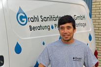 A. Pfeifer - Meister seit 2004 im Unternehmen