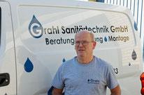 A. Jacob - Geselle seit 2011 im Unternehmen
