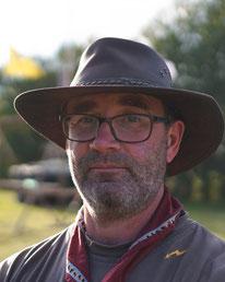 Thomas Schwarz, Kurat, Jungpfadfinderleiter
