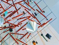 Gravitas | ruimtelijke installatie