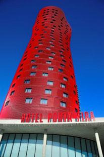 Hotel Porta Fira. © Jaume Castañé