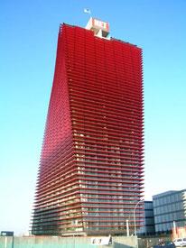 Torre Net. © Marco Sarain
