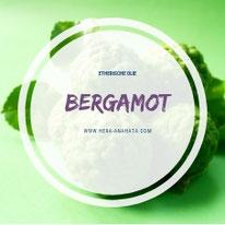 Bergamot olie