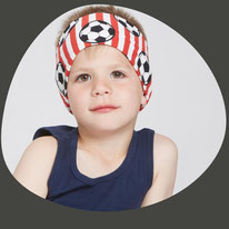 Sinnvolle Geschenke wie dieses Stirnband? Du suchst ein Geschenk für Deinen Enkel? Dann ist das Wendestirnband genau das richtige. Erhältlich in vielen Grössen auch für Erwachsene.