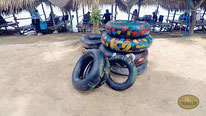 Tubing in Thailand