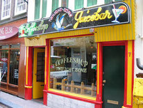 Coffeeshop Twilight Zone Amsterdam