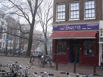 Coffeeshop The Doors Amsterdam