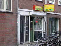 Coffeeshop The Point Amsterdam
