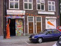 Coffeeshop Cannabiscafe Willie Wortel Workshop Haarlem