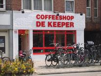 Coffeeshop De Keeper Amsterdam