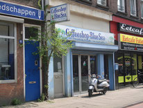 Coffeeshop Blue Sea Amsterdam