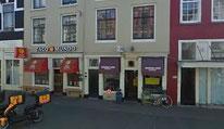 Coffeeshop Cannabis Café Bordeaux Rood Utrecht
