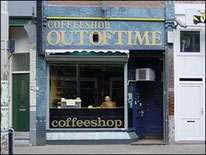 Coffeeshop Cannabis Café Out Of Time Rotterdam