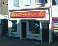 Coffeeshop Majestic Breda