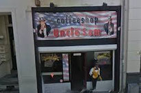 Coffeeshop Uncle Sam Weedshop Arnhem
