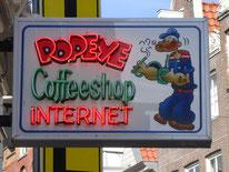 Coffeeshop Popey Amsterdam