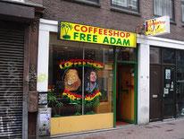 Coffeeshop Free Adam Amsterdam