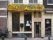 Coffeeshop High Time Amsterdam