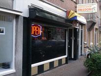 Coffeeshop Freedom Amsterdam