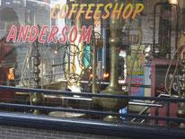 Coffeeshop Cannabis Café Andersom Utrecht