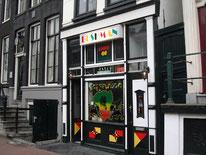 Coffeeshop Bushman Amsterdam