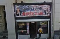Coffeeshop Uncle Sam Weedshop Arnhem