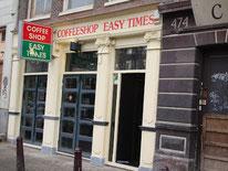 Coffeeshop Easy Times Amsterdam