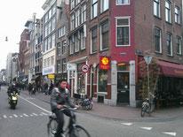 Coffeeshop Barney's Farm Amsterdam