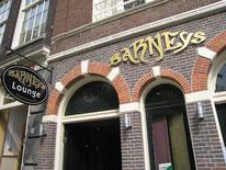 Coffeeshop Barney's Lounge Amsterdam