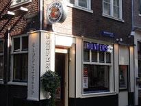 Coffeeshop Hunters Amsterdam